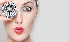 При процедуре алмазная микродермобразия - маска фотон в подарок