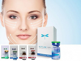 Мезотерапия для лица .Outline gel — препараты на основе гиалуроновой кислоты нового поколения